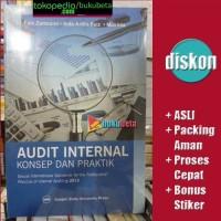 Audit Internal, Konsep dan Praktik - Faiz Zamzami, Ihda Arifin Faiz,