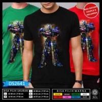 T-Shirt Transformer The Last Knight Optimus Prime