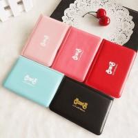 Dompet Kartu Nama / Atm Motif Cute Ribbo /Cute Ribbon Name Card Hold
