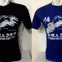 Kaos BEIJiNG CHINA / kaos dewasa / souvenir / oleh oleh / baju kaos