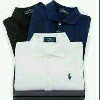 Kaos Polo shirt kaos kerah big size xxxl xxxxl Ralp lauren