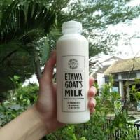 Gojek - Susu kambing etawa murni kemasan botol