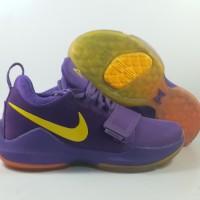 Sepatu basket Nike PG1 PG 1 Lakers Purple Yellow Ungu Kuning