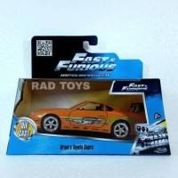 Toyota supra jada 1:32 diecast brian's fast & furious die cast fnf