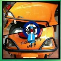 crashbar 3 / FACO /Pelindung body vespa lx S l/aksesories vespa modrn