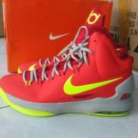 Sepatu basket NIKE kd 1 red size 45