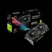 ASUS GTX 1050Ti ROG STRIX GAMING OC 4GB
