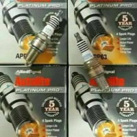 Busi Mobil/Motor Merk Autolite APP63 Platinum Pro Original Made in USA