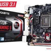 [Best Buy] Gigabyte GA-Z170N-Gaming 5 (Socket 1151)