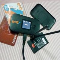 MODEM WIFI MIFI 4G BOLT SLIM2 HUAWEI E5577 UNLOCK BYPASS PLUS ANTENA