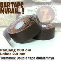 Bar tape Sepeda Balap Fixie Touring Coklat Brown