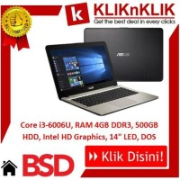 ASUS X441UA WX095D Black 28308