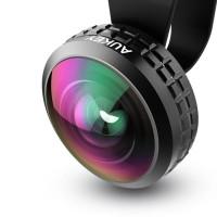 Aukey Optic Pro 238 (Gopro Effect) Fish Eye Wide Lens C Diskon