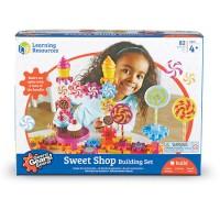 Learning Resources Gears Gears Sweet Shop Set LER-9215 Mainan Brick