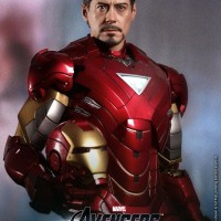 Hot Toys The Avengers Iron Man Mark 6 Limited 3000pcs