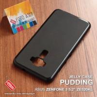 Soft Jelly Case Asus Zenfone 3 5,2 ZE520KL Softcase Silikon Casing