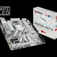 MOTHERBOARD MSI B250M MORTAR ARCTIC - DDR4 SOCKET 1151