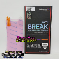 Anti Gores indoscreen anti break Xiao mi Redmi 4A