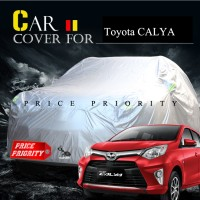 Body Cover / Sarung Mobil Toyota Calya Polyesther 100% Waterproof