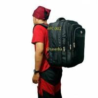Backpack power jumbo 20 inchi polo classic PC 002 Tas Ransel besar