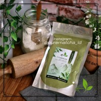 Pure Matcha / Greentea ukuran 100 gram