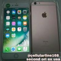 Iphone 6s Plus 64Gb Rose Second Mulus Ex International USA ,fullset