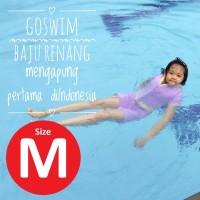 CuddleMe Cuddle Me GoSwim Baju Renang Pelampung Anak Swimsuit Medium