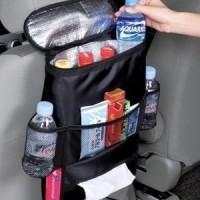 Auto Car Organizer Dengan Penahan Panas Dingin / Back Seat Organizer