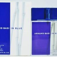 PARFUM ORIGINAL ARMAND BASI IN BLUE (men) REJECT/TESTER
