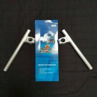 Setang/Stang Jepit Racing As 26mm 10/15/20/25/30 Derajat By Moto1 / 1