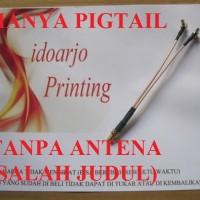 pigtail modem bolt plus antena,pigtail huawei dan antena omni portable