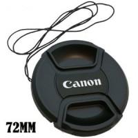 Tutup Lensa Lenscap Canon 72mm