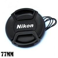 Tutup Lensa Lenscap Nikon 77mm