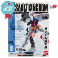 RX-78-2 Gundam - Bandai Assault Kingdom 01 No.01