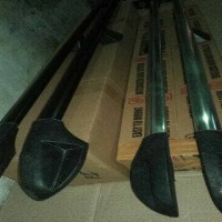 roof rail kaki rack mobil karimun kotak