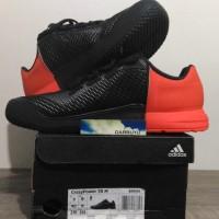 Sepatu ADIDAS Crazy Power Black Red Size 44 (BA8929) ORI (BNIB)