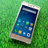 Anti Crack Case Xiaomi Redmi 3x 3X Anti Knock Soft Back Case