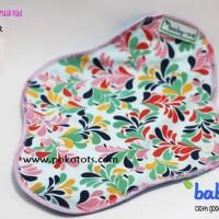 Baby Oz Menspad Menstrual Pad Pantyliner Pembalut Kain Cuci Ulang 20cm