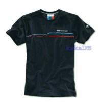 kaos/t-shirt distro BMW MOTORSPORT STRIPS new design
