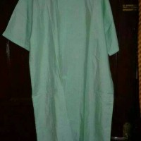 baju pasien /baju orang sakit