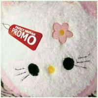 (PROMO) Sofa Kursi Tiup Pompa Balon Bulu Hello Kitty Keroppi Doraemon