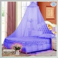 Kelambu Tempat Tidur Bulat Gantung Anti Nyamuk Curtain Bed Net