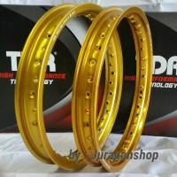 VELG W-Shape 1.40 & 1.60 ring 14 TDR (Gold)