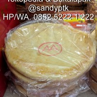 Phok Piang - Pok Pia - La Pia - Kue Bulan - Moon Cake Tipis isi 2 pcs