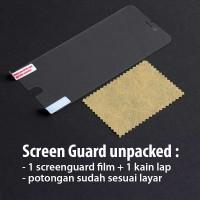 Nokia Lumia 930 Anti Gores Clear Screen Guard Unpacked