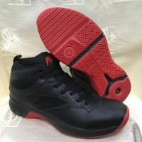 sepatu basket piero commander warna hitam hitam ORIGINAL
