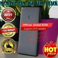 NEW!! XIAOMI MI MAX 2 4G LTE 4 /64 GB FULL BLACK LIMITED EDITION