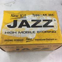 anti storing mobil jazz