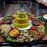 tumpeng nasi kuning bu ita (sizes besar)