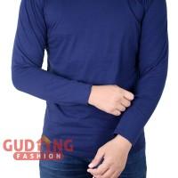 T-Shirt Pria Lengan Panjang POL 77
